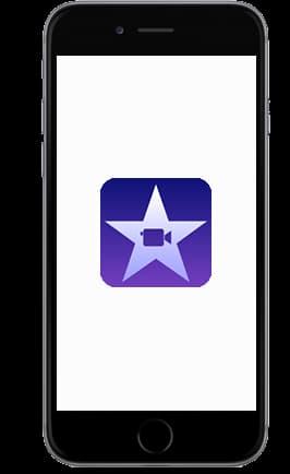 iPhone版iMovieの使い方「便利ボタン」